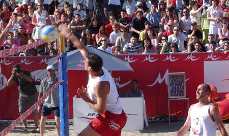 плажен волейбол в пловдив